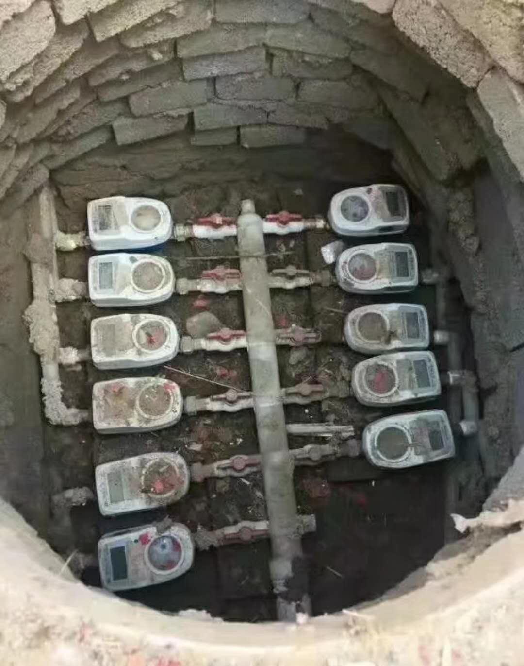 防水型智能水表成功应用于农村饮用水工